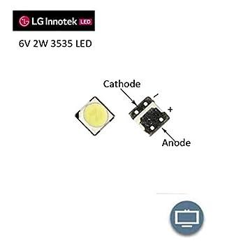 Buy Buyme 50 Pcs For Lg Led Lcd Backlight Tv Application High Power