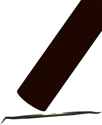 Siser EasyWeed Heat Transfer Vinyl HTV for T-Shirts 12 Inches by 25 Feet Bulk Roll (Brown) by Siser