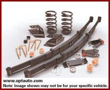 2892.540 Eibach Suv Pro-Kit For 06-10 fits Jeep Grand Cherokee Srt-8 6.1L Hemi V8 Awd ()