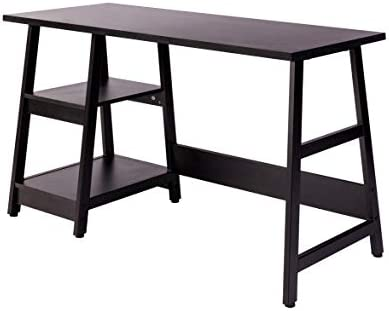 OneSpace Coletta Writing Desk, Black