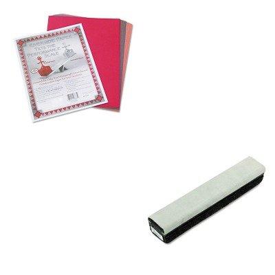 KITPAC103637QRT807222 - Value Kit - Quartet Deluxe Chalkboard Eraser/Cleaner (QRT807222) and Pacon Riverside Construction Paper (Qrt807222 Deluxe Chalkboard Eraser)