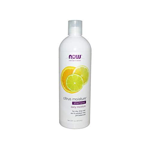 - Now Foods - Citrus Moisture Shampoo, 16 oz, NOW Foods
