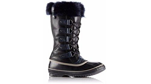 Arctic SOREL Joan of Womens Black Boot Obsidian Navy Collegiate qtSt4nTx
