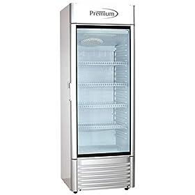 Display Beverage Cooler Merchandiser Refrigerator ...