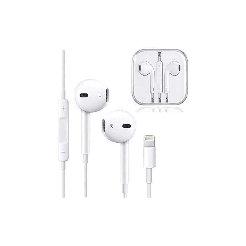 Earphones, Headphones Microphone Earbuds