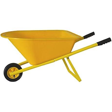 Children S Wheelbarrow Yellow Kid S Garden Tool Product SKU GT25008