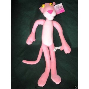 (PINK PANTHER Plush Doll by)