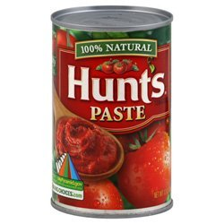 Hunt's, Tomato Paste, 12oz Can (Pack of 6) ()