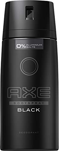 AXE Deodorant Body Spray Black New Edition 150 ML - Pack of (Best Axe Deodorants)