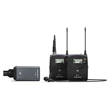 Sennheiser Portable Wireless Microphone System, (ew 100 ENG G4-G)