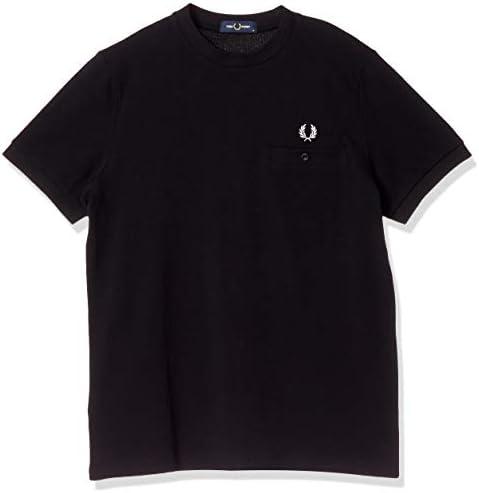 [フレッドペリー] Tシャツ POCKET DETAIL PIQUE SHIRT M8531 メンズ