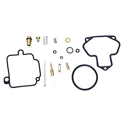 Carburetor Rebuild Kit Yamaha Warrior Atv 350 350x Yfm350x 1988-2004 Yfz350x: Automotive