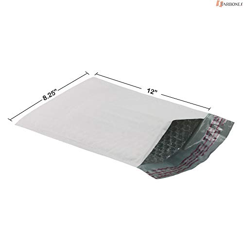Poly Bubble Mailer 8.25X12 #2- Pack of 100