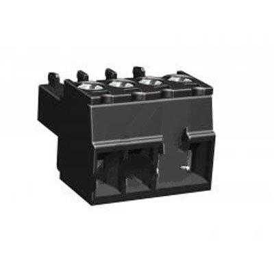 WECO 950-DS//02 Conn; Term Blk; PCB; Screw; 2; 5.0mm; 26-14 AWG; 15 A; 300 V