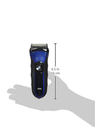 Braun 3 Series 340S Men's Electric Foil Shaver / Electric Razor, Wet & Dry by Braun (Image #8)