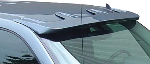 dge Ram 1500 2002-2008 Flush Mount Front Sun Visor Roof Spoiler Unpainted ()