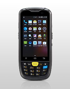Chainway C6000 Android 5.1 4G LTE Handheld Computer with 2d Barcode Scanner + NFC + Camera - USA DISTRIBUTOR from Chainway
