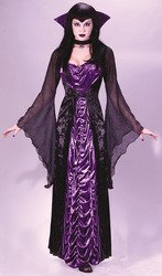 Adult Countess of Darkness Costume - Small/Medium (Countess Dracula Costume)