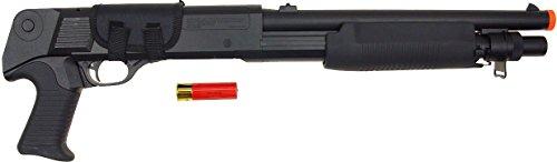 DE Model-799S Tri-Burst Shot Gun w/Pistol Grip&Shell Holster by DE/CSI (Image #1)