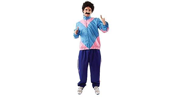 ORION COSTUMES Disfraz Chándal Brillante de Liverpool de los años ...