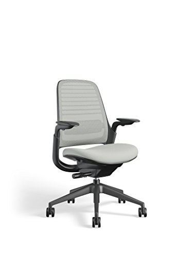 (Steelcase 435A00 Series 1 Work Office Chair, Nickel)