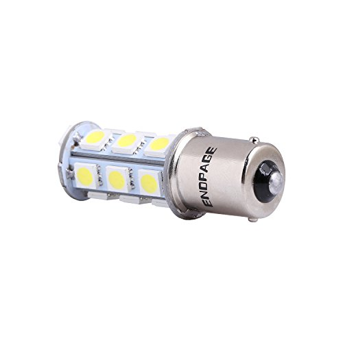 Endpage 4x 1156 Ba15s 7506 1003 1141 18 Smd White Car Led Bulbs Replacement For Interior Lights