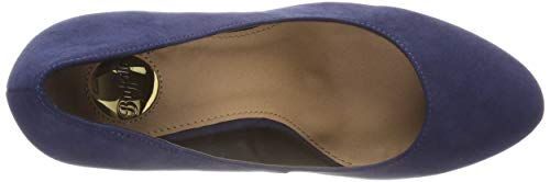 Navy Carnelian Women's Buffalo 00 Closed Toe A300 Pumps Blue Sued IMI Bhwmd w6vxd5nvqA