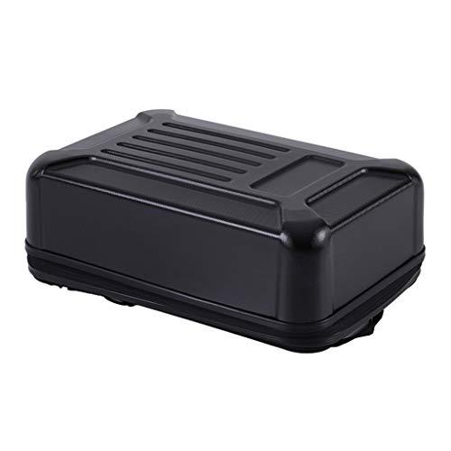 DDLmax Black ABS Hard Shell Backpack Case Bag for Hubsan H501S Quadcopter by DDLmax (Image #2)