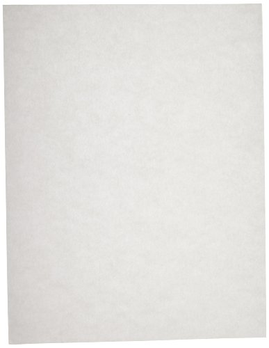 Berkshire BCR Bond 1040 Single Sheet Paper, 8-1/2'' x 11'', White (Case of 10 Packs) by Berkshire