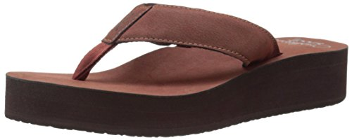 Reef Women's Cushion Butter, Brown, 11 M US