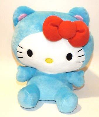 HK Hello Kitty Cat Costume (Blue)