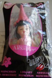 2008 Mcdonalds Madame Alexander Wizard of Oz #10 Lullaby Doll