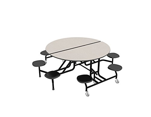 Cafeteria Table (Palmer Hamilton 59T Easy Folding 60