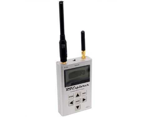 RF Explorer - ISM Combo and Handheld Spectrum Analyzer 240 - 960 MHz and 2.35 - 2.55 GHz
