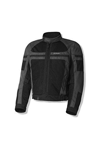 Olympia Sports Men's Newport Jacket (Grey, X-Large)