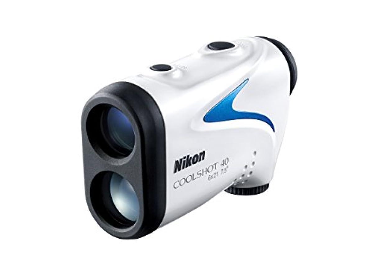[해외] NIKON 휴대형 레이저 거리계 COOLSHOT 40 LCS40