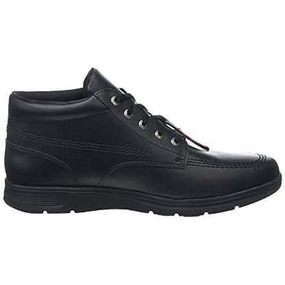 Kickers Unisex's Kelland Lace Leather Shoes 6