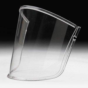 3M Versaflo M-Series M-925/37323 Polycarbonate Face Shield Window - 70071562170 [PRICE is per EACH]