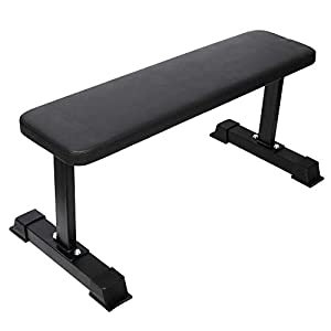 ZENY Flat Weight Bench Workout Utility Exercise Bench for Sit Up,Abs,Dumbbell Home Gym Fitness Weight Training Equipment