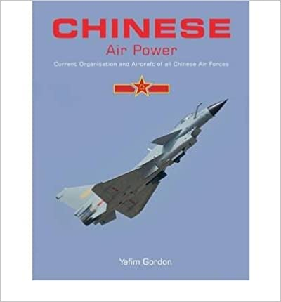 Descargas gratuitas de libros electrónicos Chinese Air Power: Current Organisation and Aircraft of All Chinese Air Forces (Hardback) - Common CHM B00FFB3JTS