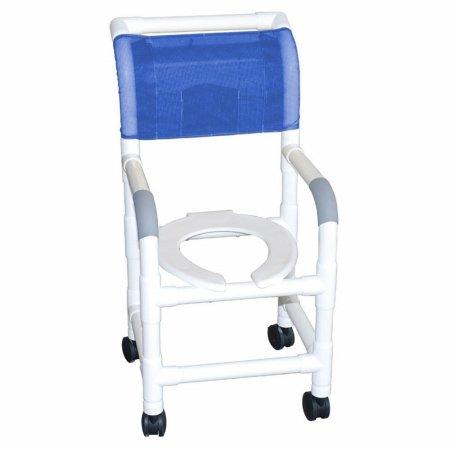 MJM 115-3TW-DDA-SQ-PAIL Pediatric Shower Chair with Drop ...