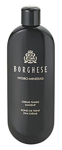 Borghese Hydro-Minerali Creme Finish Makeup, #3 Biscotto, 1.7 oz.
