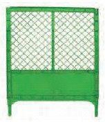 AKフェンス 緑(4個) \u203b1個から購入できます。 B01BK730XA 10500 (4個)  (4個)