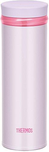 Thermos water bottle vacuum insulation mug 0.35L lavender JNO-351 LV ()