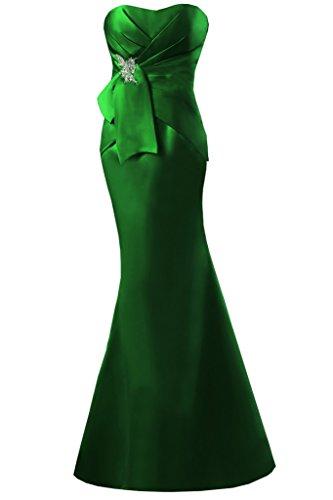TOSKANA BRAUT - Vestido - Estuche - para mujer Verde