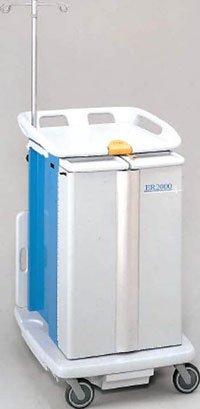 2081686 Cart Emergency 5 Drawer Blue Ea Waterloo Industries -ER2000-B