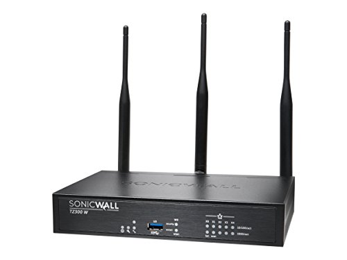 SonicWALL | 01-SSC-0583 | SonicWALL TZ300 Wireless Totalsecure Bundle- Includes TZ300W Hardware and 1 Year of Comprehensive Gateway Security Suite, TZ-300W 01-SSC-0583 by Sonicwall