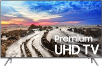 Samsung Electronics UN65MU8000 65-Inch 4K Ultra HD Smart LED TV (2017 Model) (Tv Ultra Hd Samsung)