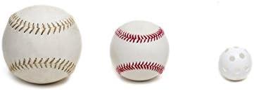 maxbp Original béisbol y softball Pitching Machine con 96 Wiffle ...