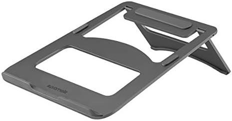 Promate Aluminium Laptop Stand, Universal Heat Dissipation Desktop